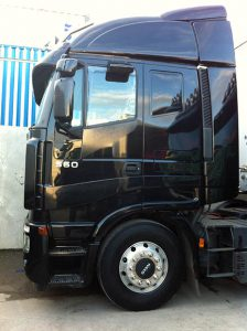 Iveco Truck Wrap