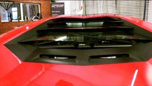 Lamborghini Aventador Stonechip protections