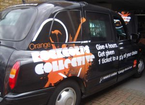 Taxi Orange Rockcorp