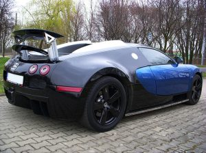 Bugatti Veyron Stonechip Protection