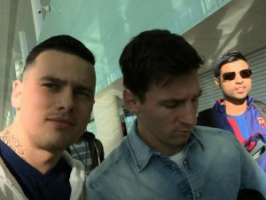Barcelona FC - Leo Messi