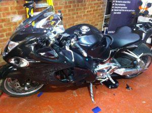 Motobike Carbon Wrap
